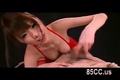 【手コキ動画】主観寸止めマグニチュード手コキ抜き♪