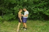 Big Tit Unknown Girl Fucked In Forest