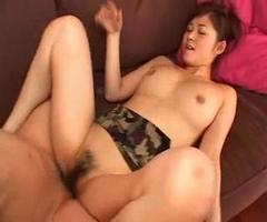 【無修正】大沢萌:中出し...